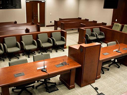 Carl Moultrie Courthouse Washington Dc Aj J