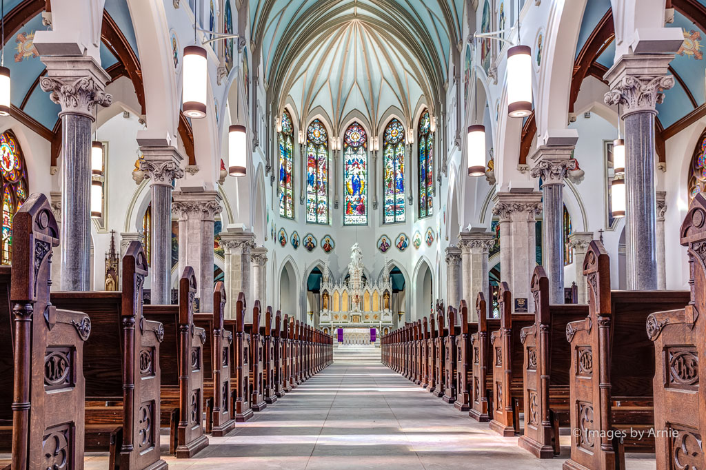 Basilica Of Our Lady Immaculate Guelph On Aj J Furniture Inc