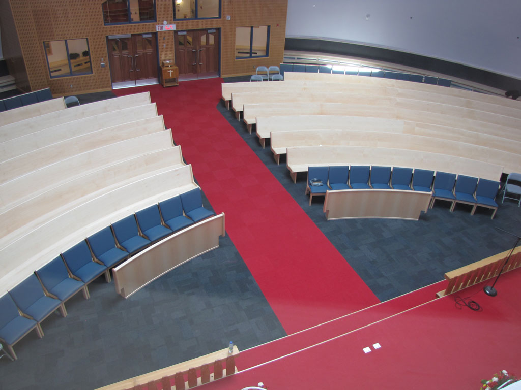 st jude s cathedral iqualuit  nu aj   j furniture inc worship christianity workshop chairs uk